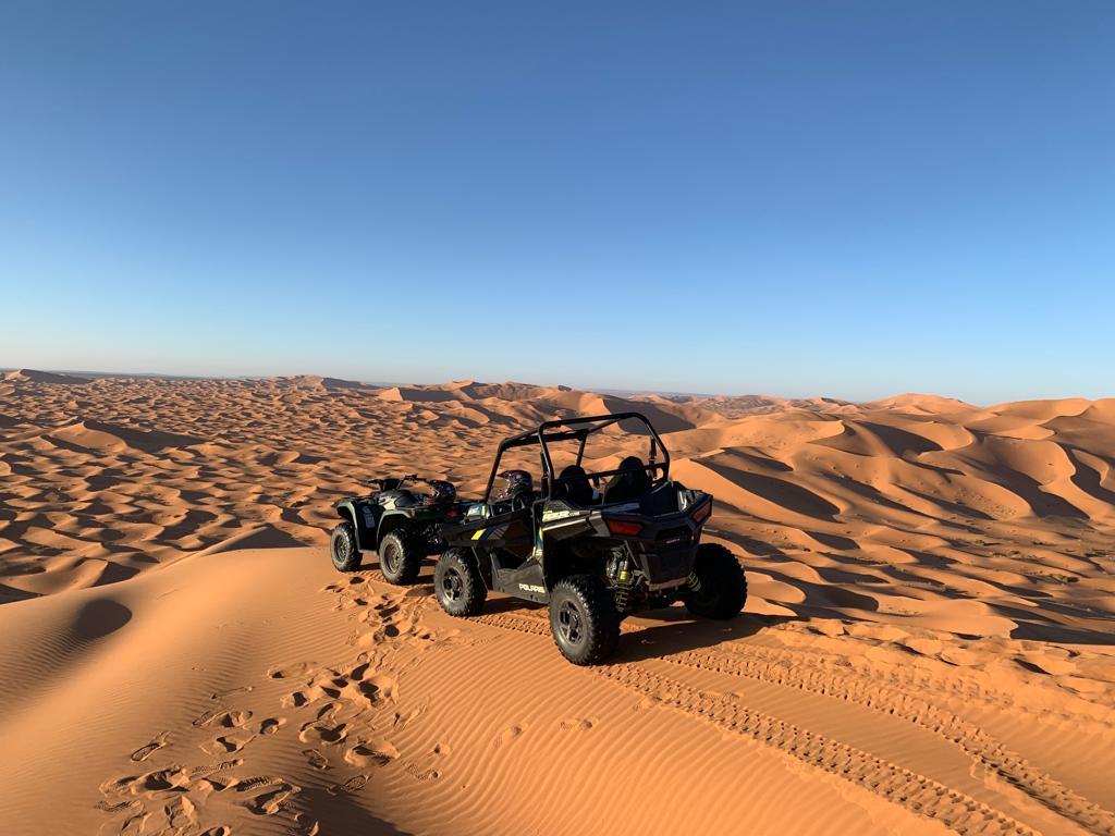 Erg Chabbi Desert