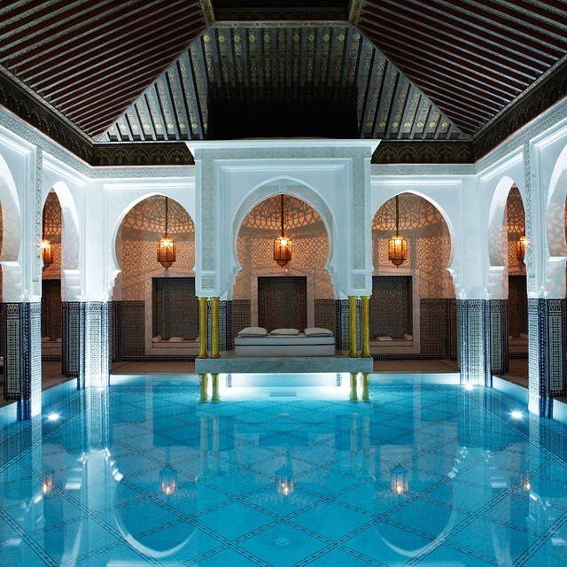 Morocco hamam and spa